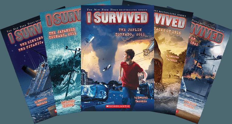 Image result for i survive series